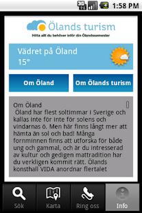 Ölandsturism- screenshot thumbnail