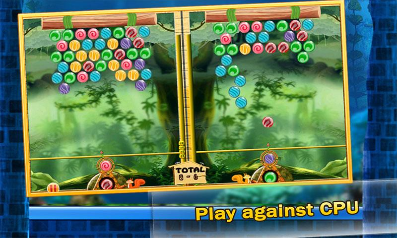 Pop Star Bubble Shooter - screenshot