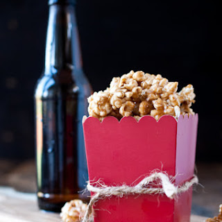 Salted Beer Caramel Corn