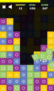 Blocks Collapse Mania - Free- screenshot thumbnail