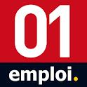 01 emploi logo