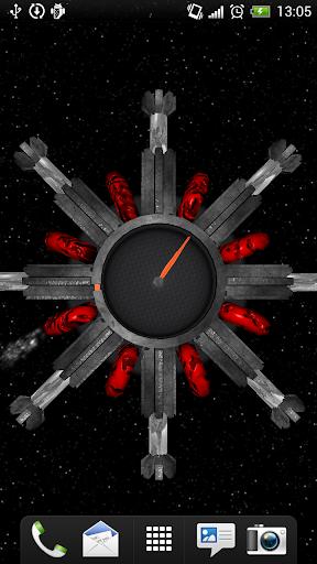 Cosmic Watch Wallpaper