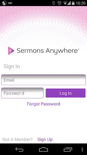 Sermons Anywhere