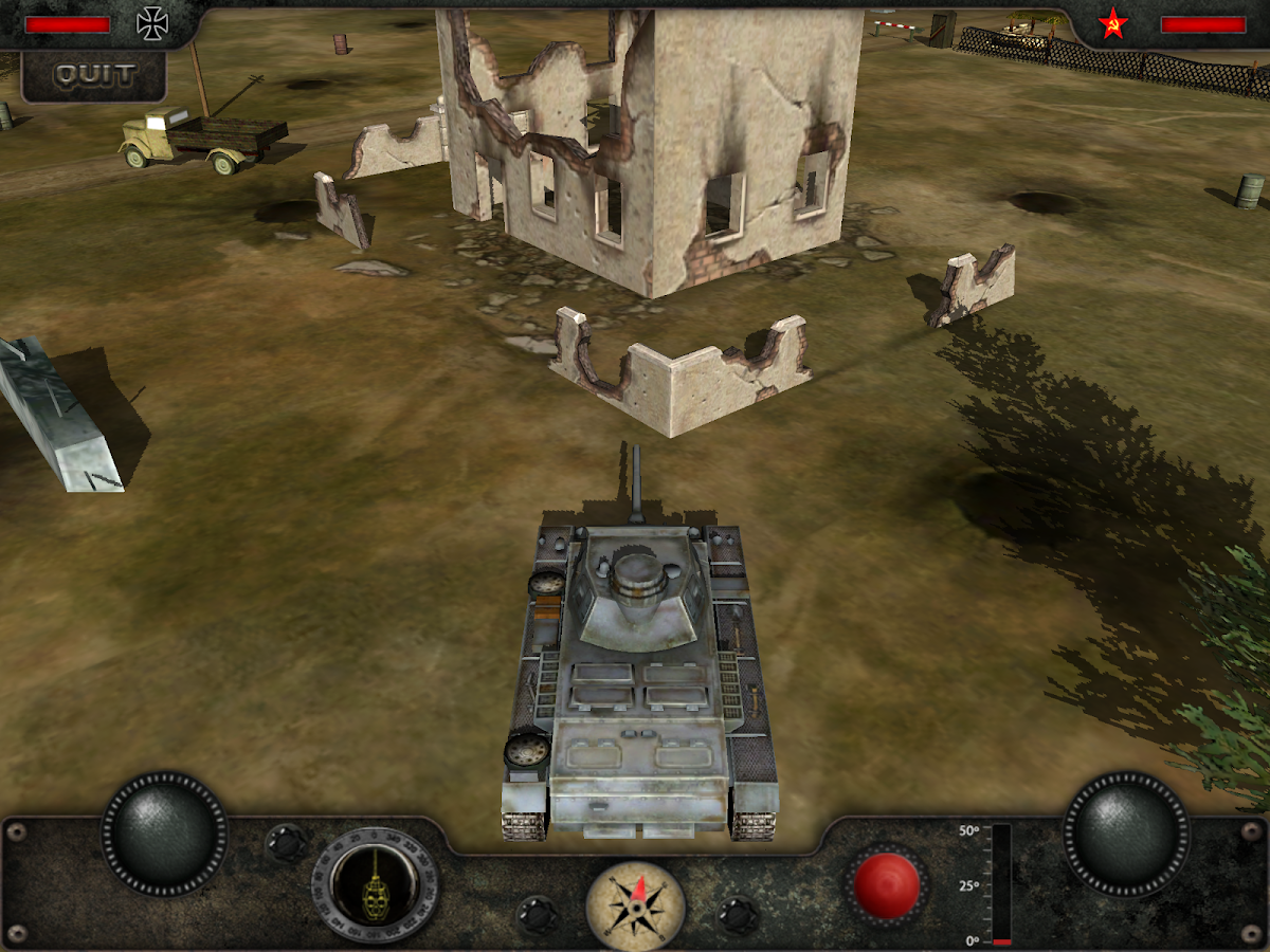 Tiny Tank Warfare Android Apps On Google Play - Armored combat tank war hero screenshot