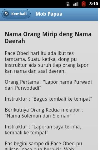 Image Result For Gambar Cerita Lucu Lawak Singkat