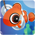 Panda Fishing icon