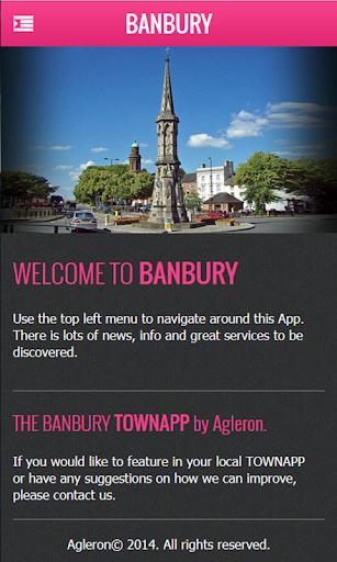 Banbury TownApp