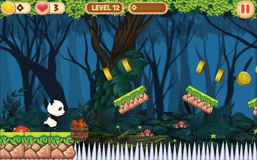 熊貓運行HD免費