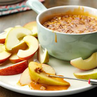 Butterscotch Fruit Dip
