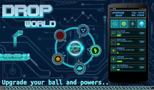 Drop World - With Slot Machine