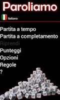 Screenshot of Paroliamo