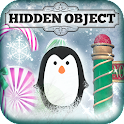 Hidden Object: July Christmas icon