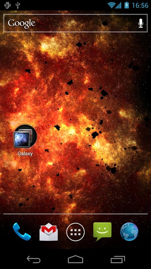 Inferno Galaxy- screenshot
