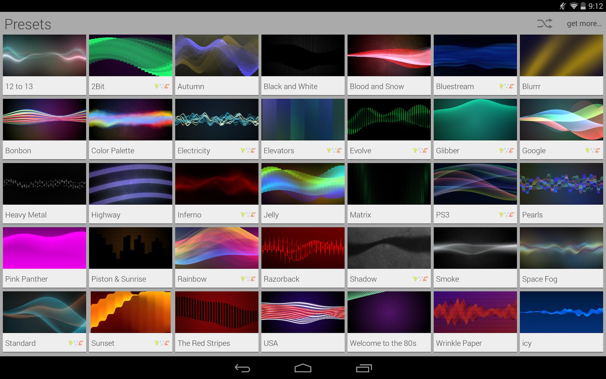 Wave screenshot #8