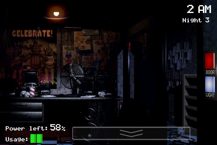 Five Nights at Freddy's screenshot #8