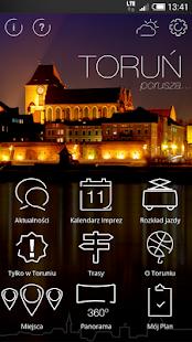 Toruń - náhled