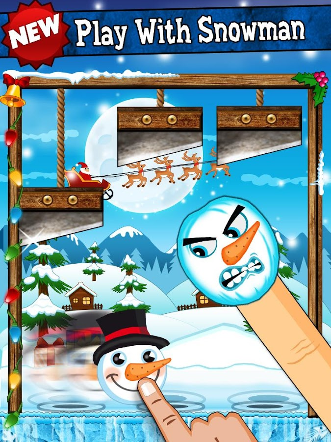 Finger Slayer - Christmas - screenshot