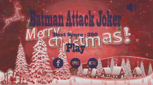 Batman Attack Joker