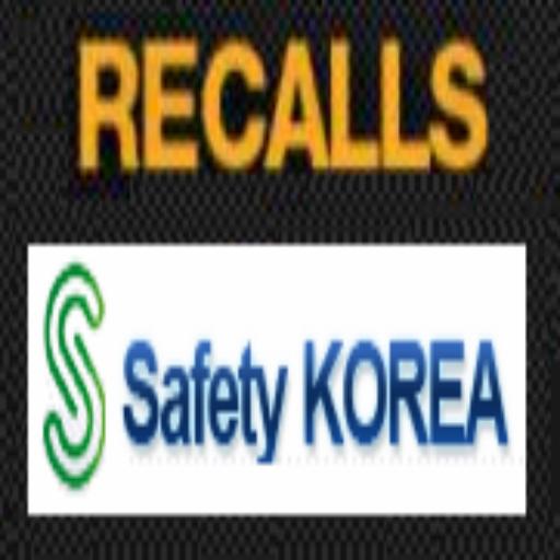 리콜 - recalls (Safety KOREA) LOGO-APP點子