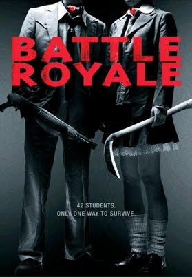 Image result for movie battle royale