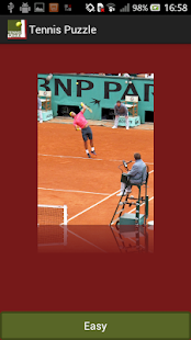 Tennis Puzzle - screenshot thumbnail