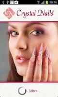 Screenshot of Crystal Nails