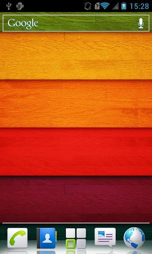 Rainbow HD Live Wallpaper