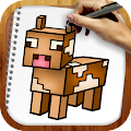 Download Draw Minecraft Edition APK on PC