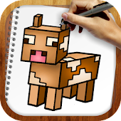 Game Draw Minecraft Edition version 2015 APK