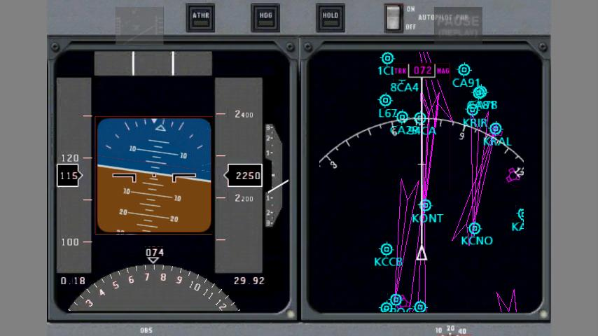 X-Plane 9 - screenshot