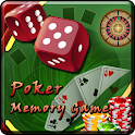 Poker Memory Game icon