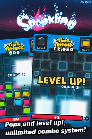 PUZZLE SPOPKLING- screenshot
