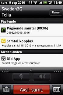 DialApp- screenshot thumbnail