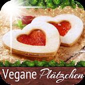 Vegan backen Rezepte Plätzchen