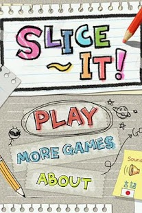Slice it! DX - screenshot thumbnail