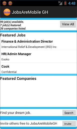JobsAreMobile Ghana