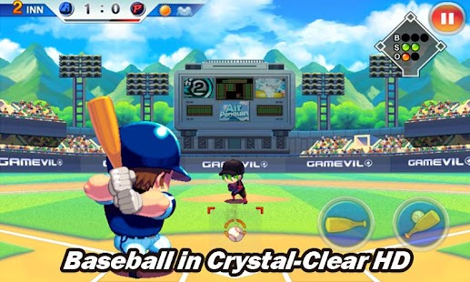 Baseball Superstars® 2012 mod apk