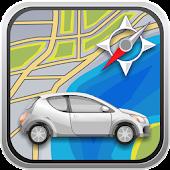 GPS Navigation Hawaii, USA