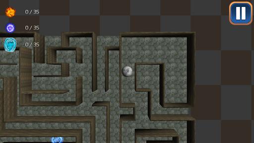 Tilt Labyrinth 3D