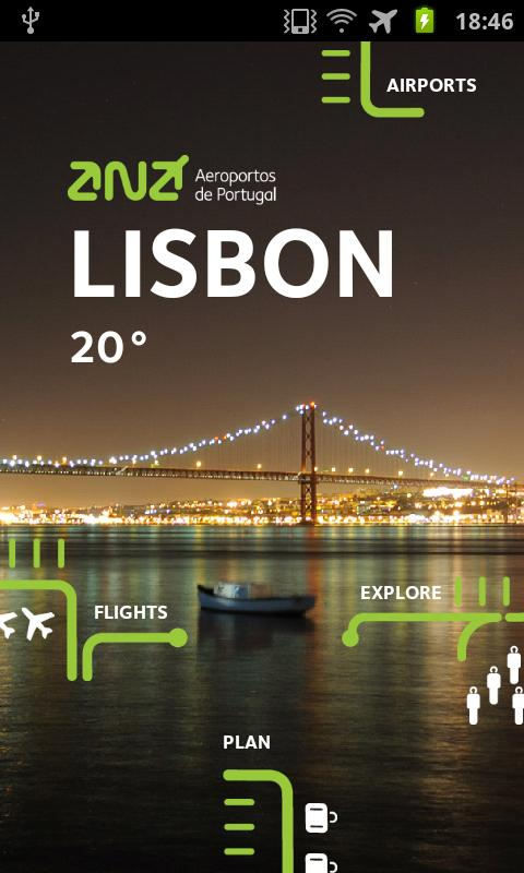 ANA Portuguese Airports - screenshot
