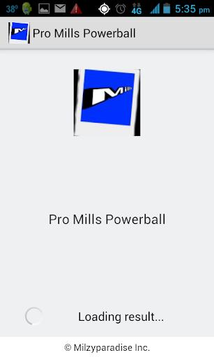 Pro Mills Power Ball