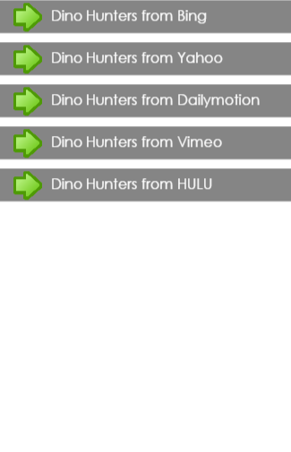 Dino Hunters For Mobile