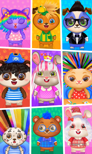 Pets Hair Salon (寵物美容沙龍)|玩休閒App免費|玩APPs