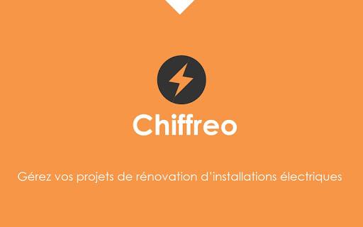 Chiffreo - Electricité