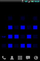 Screenshot of Binary Clock Wallpaper Lite