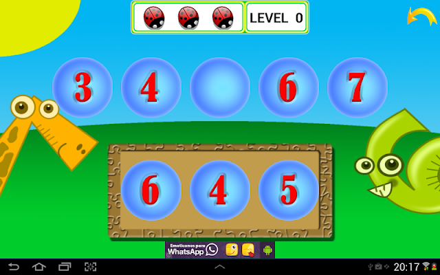 Learn Funny Maths for Kids - screenshot