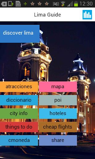 リマオフライン地図とガイド