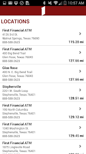 First Financial Mobile Banking- screenshot thumbnail