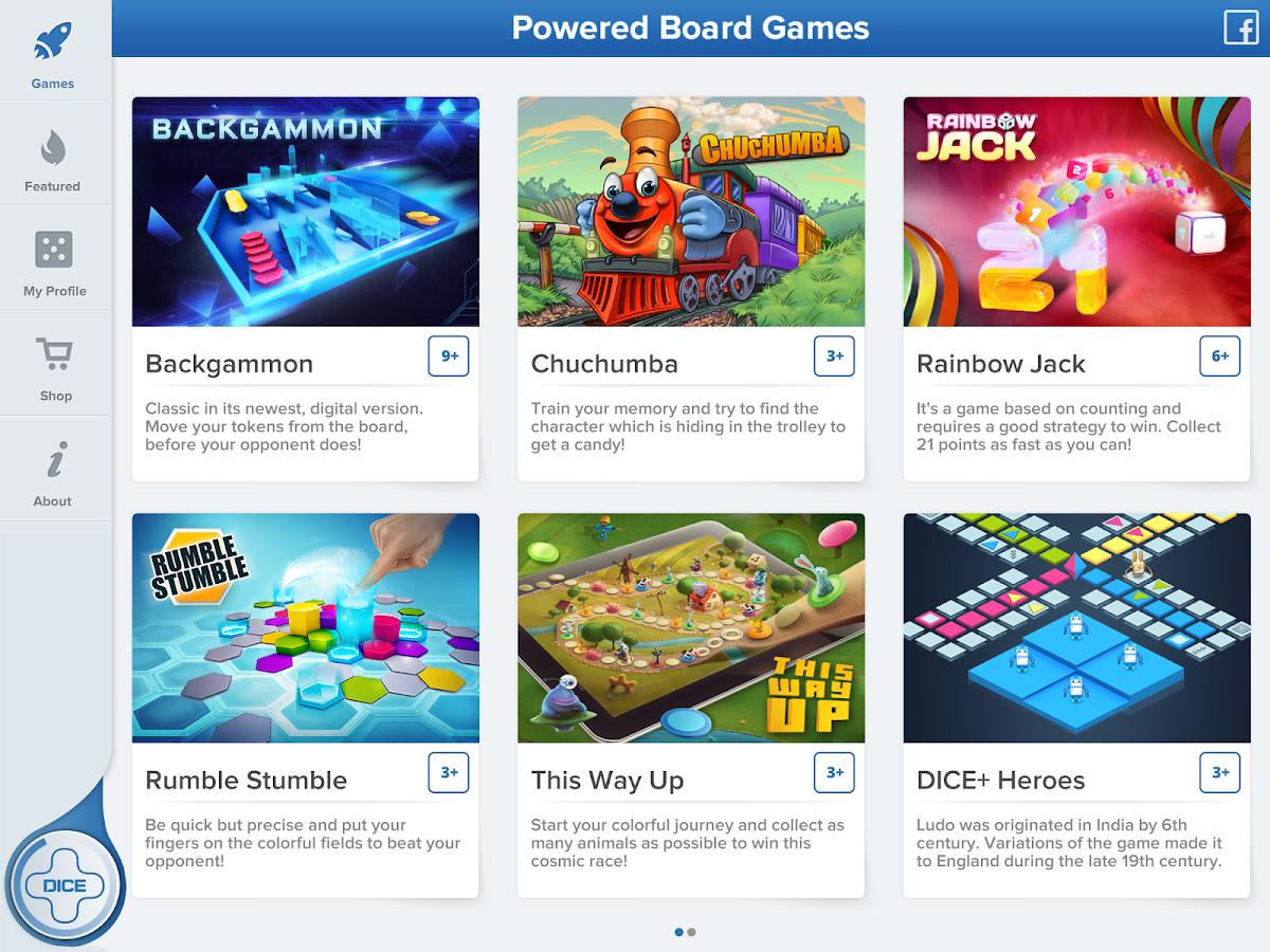 Powered Board Games - screenshot
