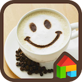 Coffie dodol launcher theme